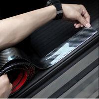 5m Car Anti Collision Side Door Edge Rubber Bumper Protection Sticker Strip FA