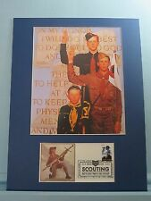 100th Anniversary of the Boy Scouts & Rockwell's Scout Oath & First Day Cover