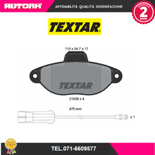 2143603 Kit pastiglie freno anteriore Fiat-Lancia (MARCA-TEXTAR)