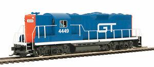 Gauge H0 - Walthers Diesel Locomotive EMD GP9 Grand Trunk Western 10465 Neu