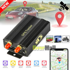 New MINI TK103A GPS/SMS/GPRS TRACKER VEHICLE CAR REALTIME TRACKING DEVICE SYSTEM