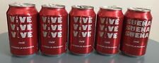 Coca Cola Cans (Lot of 5)