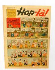 HOP-LA ! n° 122 du 7 Avril 1940. N° complet en très bel état