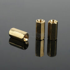 5pcs M3*10mm Copper Isolation Column Spacing Connection for Shaft Robotic Car
