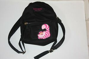 Disney X Kate Spade Cheshire Cat Backpack Purse-Alice in Wonderland NWT