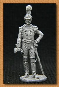 Tin soldiers Napoleonic Wars(54 mm,1/32) # NAP 83 France,Officer