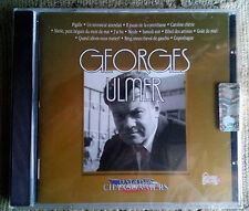 Georges Ulmer - Les grands chansonniers La canzone francese  – CD NUOVO / SEALED