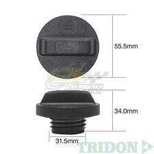 TRIDON OIL CAP FOR Honda Accord CL, CM-Euro 01/02-01/08 4, V6 2.4L, 3.0L TOC534