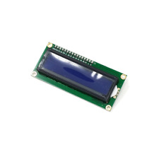 16x2 LCD with I2C Module