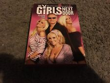 GIRLS NEXT DOOR SEASON TWO, DVD, 3-DISC SET, GREAT SHAPE