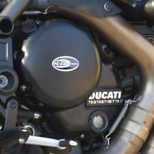 Couvre Carter d'Embrayage Doit Noir  R&G Racing Ducati DIAVEL 1200 2011-2016