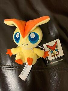 Victini Official Pokemon Centre Pokedoll  Plush Toy