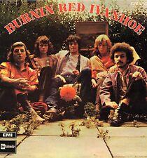 """BURNIN' RED IVANHOE """"S/T"""" ORIG FR 1971 MINT DANISH PROG"""