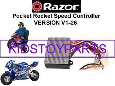 NOS Razor PR200 POCKET ROCKET V1-26 (Version 1-26) ESC Only (SPEED CONTROLLER)