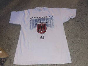 Vintage DC United 1997 MLS Cup Champions T Shirt  Size XL Majestic