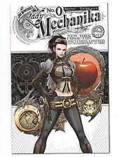 Joe Benitez's Lady Mechanika #0 Cover D New York Comic-Con NYCC Ltd 500 FN/VF