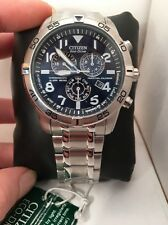 Citizen Men's Perpetual Calender Chronograph Eco-Drive Watch BL5470-57L-H59