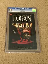 "Logan 1 CGC 9.8 White Pages Wolverine Cover (""Logan"" Movie- NOT NYX 3)"