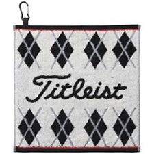 Titleist Japan Hand Towel with hook White AJTWH51