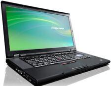 "Lenovo ThinkPad T520 i5-2540M 2,6GHz 4GB 160GB SSD 15,6"" DVD-RW Win 10 Pro Docki"
