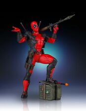 GENTLE GIANT MARVEL DEADPOOL COLLECTOR'S GALLERY STATUE ~NEW~
