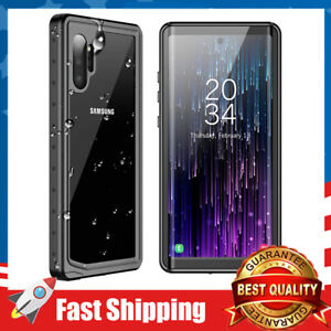 Waterproof Case Full Body Cover Shockproof for Samsung Galaxy Note 10+ Plus