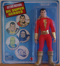 SHAZAM Retro Action Figure, Mattel, 2010, DC Super Heroes, more AF in store