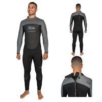 Trespass Diver Neoprene Mens Full Body Wetsuit 5mm Kiteboarding Surfing