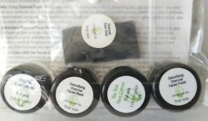 Lemongrass Spa Travel Face Care Kit Charcoal Ingredients