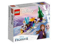 LEGO • Disney FROZEN II 2 40361 Olaf SET RARE XMAS Promo NEW SEALED NIB NUOVO