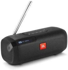 Vorher lesen! JBL Tuner Radio in Schwarz Tragbarer Bluetooth Lautsprecher