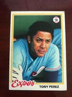 1978 Topps Baseball - You Pick - Complete Your Set