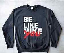Mens Crewneck Sweatshirt 4 Air Jordan Fire Red 3 4 5s Bred 4 11 13s Flu Game 12s
