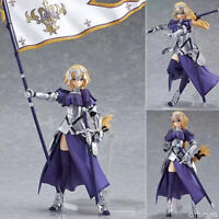 15CM Figma 366# Fate Grand Order Ruler Jeanne d'Arc Action Figure New with Box
