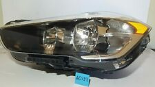 DRIVER LEFT HALOGEN OEM BMW X1 16-19 HEADLIGHT LAMP ASSEMBLY