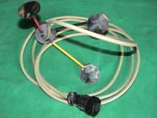 Hellige 3 Pol Dreipunkt EKG Elektrode Silberchlorid ECG Electrode Silver Chlorid