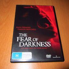 THE FEAR OF DARKNESS ( 2015 , DVD REGION 4 ) ~ LIKE NEW !