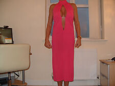 hunter and gatherers dress in hot pink size medium 10/12