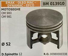 Kolben Komplett Emak - Oleo Mac - Dynamac - Efco BM013910