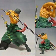 Collections Anime Figure Toy One Piece Roronoa Zoro Figurine Statues 16cm