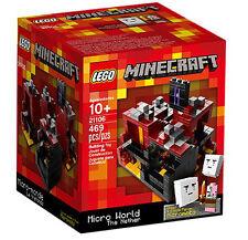 21106 Lego Minecraft The Nether Micro World Mine Craft