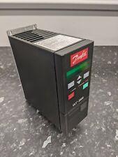 Danfoss VLT 2800 Inverter 195N1040 Output:3.7KVA 2.6A 3x0-Uin 0-1000Hz ED155