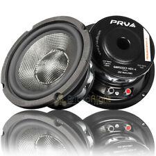 """PRV Audio 6.5"""" altavoces de rango medio 500 vatios máximo 4 Ohm 6MR500CF-NDY-4 Par"""