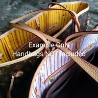 Bags Handbag Purse Organizer Felt Insert Speedy Neverfull - Small, Medium, Large
