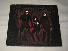 Immortal - Damned In Black CD satyricon darkthrone marduk emperor dissection