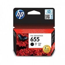 HP BLACK 655 ORIGINAL Ink Cartridge  HP Deskjet Advantage 3525 4615 4625 5525