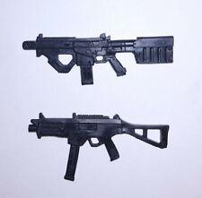 New listing gi joe Classified Snake Eyes 2 Guns Weapons Alpha Commandoes (timber set ones)