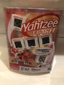 Electronic Yahtzee Flash Game Hasbro