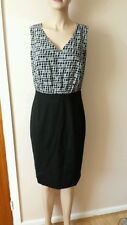 NEXT 2 IN 1 TAILORED DRESS SIZE 6 NEW WITH TAGS
