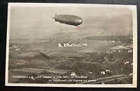 1931 Germany Graf Zeppelin Icebreaker Malyguin PC Cover Polar Flight #C41 LZ127